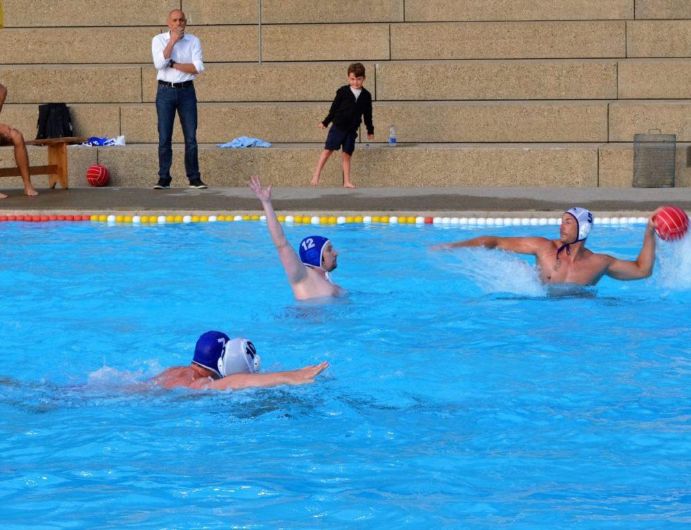 Saisonstart 2018 1. Mannschaft Wasserball