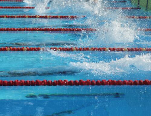 Schwimmwettkampf in Frauenfeld am 28.09.2019