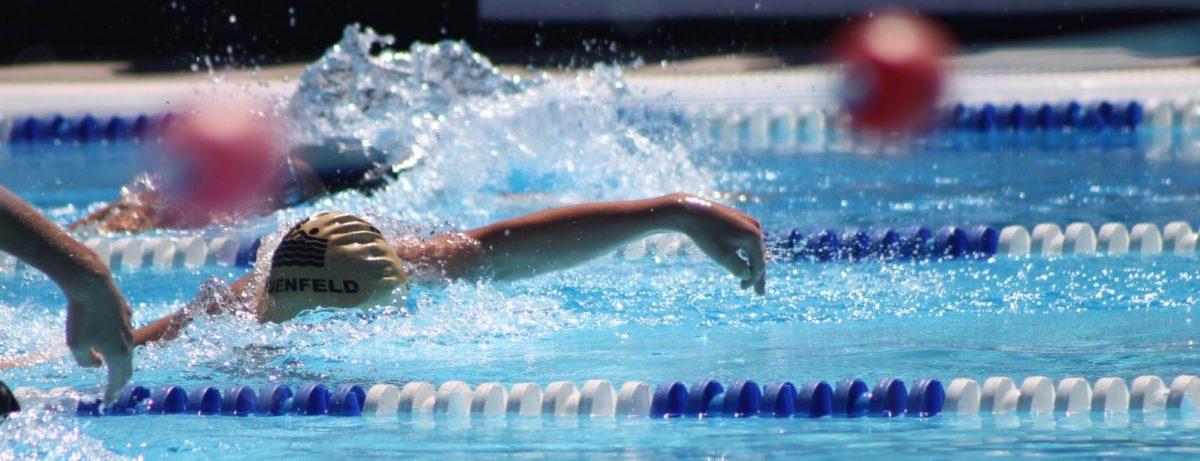 Stimmungsfoto Schwimmer Schwimmclub Frauenfeld