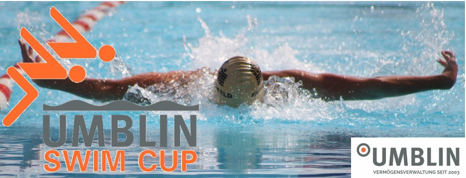 1. Internationaler UMBLIN Swim Cup in Frauenfeld