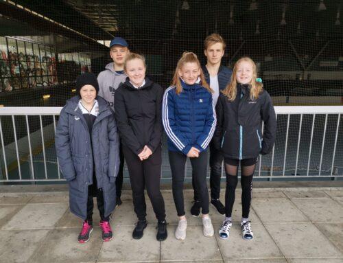 3. bis 5. Mai internationaler Schwimmwettkampf in Genf