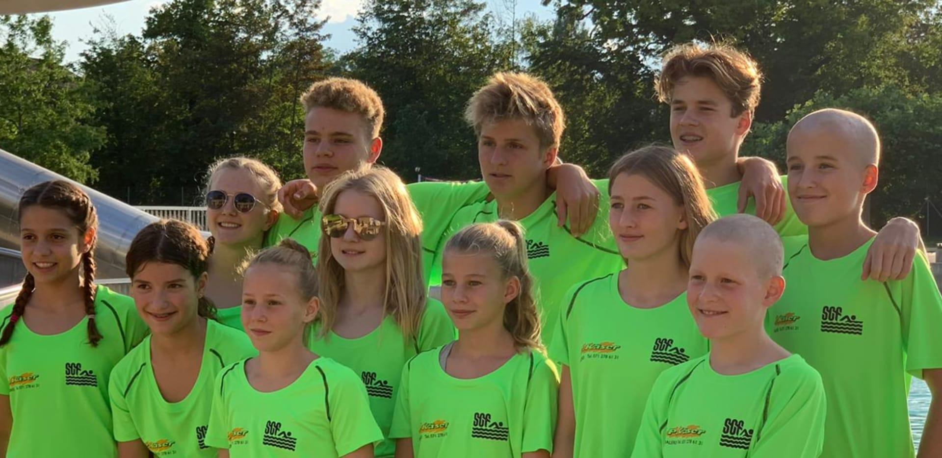 Nachwuchsschweizermeisterschaft Basel 2019